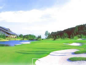山代ゴルフ倶楽部 クイーンコース