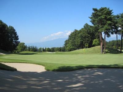 立科ゴルフ倶楽部(旧:立科芙蓉カントリー倶楽部)