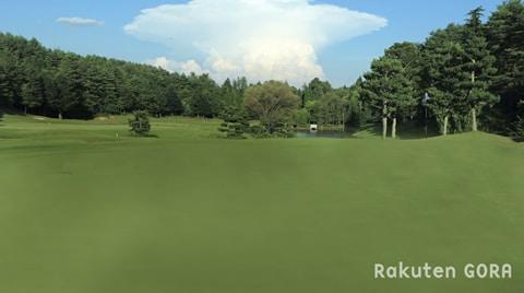 明智ゴルフ倶楽部明智ゴルフ場(岐阜県)