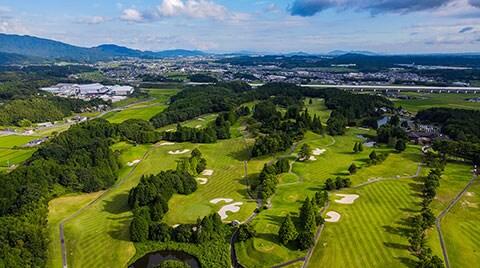 センチュリーシガゴルフクラブ(滋賀県)