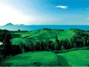 パシフィックブルーゴルフ&リゾート国東