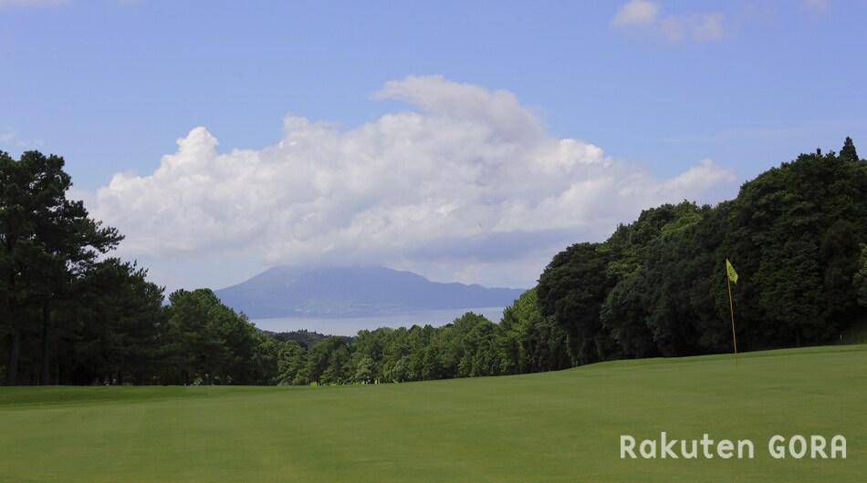鹿児島国際ゴルフ倶楽部(鹿児島県)