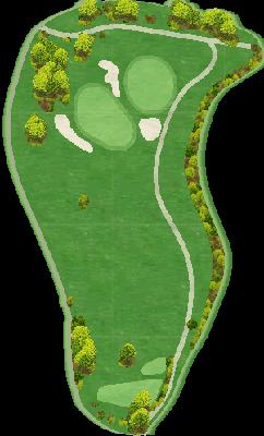 東コースIN Hole14