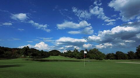 吉井南陽台ゴルフコースの大きな写真