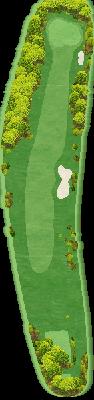 旧コースOUT Hole08