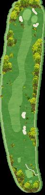旧コースIN Hole16