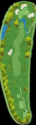 新コースIN Hole16