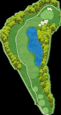 南コースIN Hole12