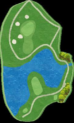 東コース Hole03
