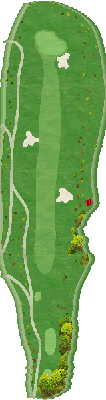 南コース Hole03