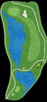 南コース Hole07