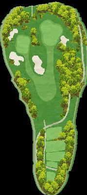 東コースIN Hole12