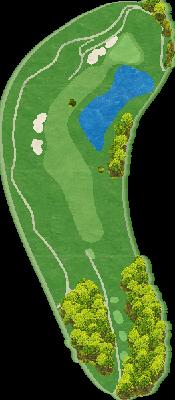 水コース Hole07