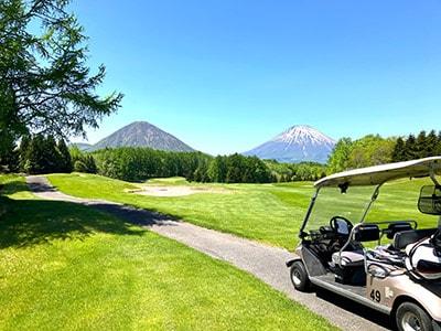 ルスツリゾートゴルフ72 リバーコース