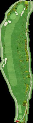 西コース Hole03