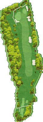 東コースIN Hole16