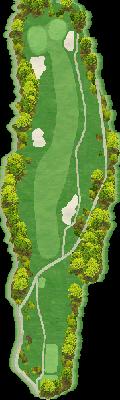 西コースOUT Hole05