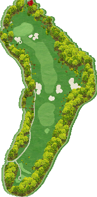 中コース Hole06