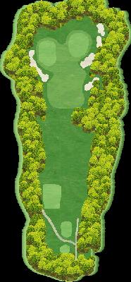 EAST(松の木)コース Hole07