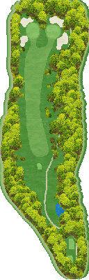 FRONT9 Hole02