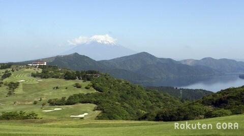 箱根くらかけゴルフ場の大きな写真
