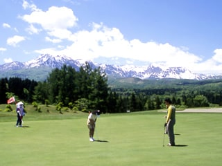 妙高サンシャインゴルフ倶楽部