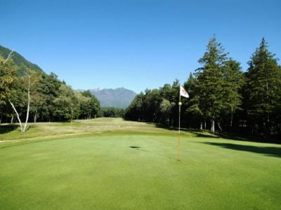 日向山高原ゴルフコース