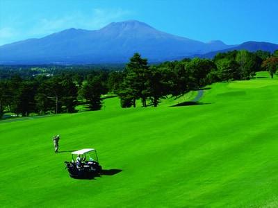 軽井沢浅間ゴルフコース
