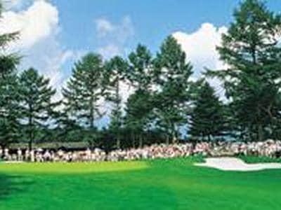 軽井沢72ゴルフ 北コース