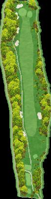 梅コース Hole02