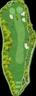 東コース Hole02
