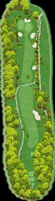 黄瀬戸コースIN Hole16