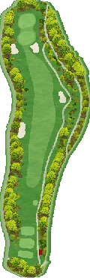 黄瀬戸コースIN Hole17