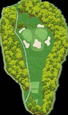 裾野コース Hole04