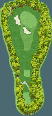 浜名湖コース Hole04
