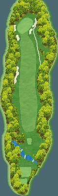 浜名湖コース Hole08