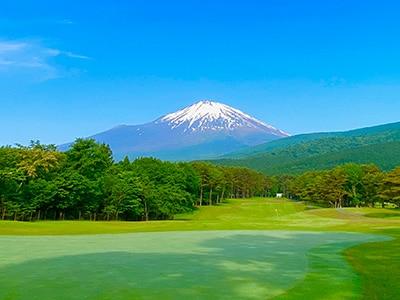富士高原ゴルフコース(静岡県)