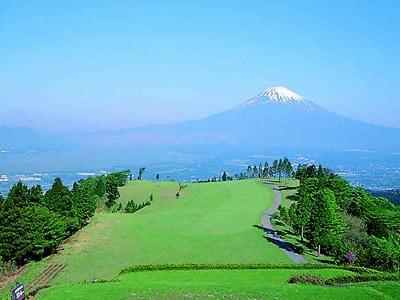 ベルビュー長尾ゴルフ倶楽部(静岡県)