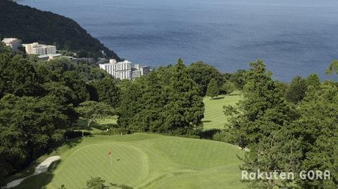 熱海ゴルフ倶楽部の大きな写真