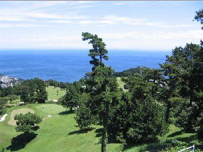 熱海ゴルフ倶楽部(静岡県)