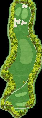 北コース Hole01