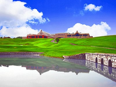 TOSHIN Lake Wood Golf Club(閉鎖)