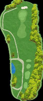 クイーンコースOUT Hole06