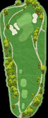 クイーンコースIN Hole12