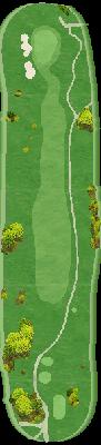 クイーンコースIN Hole14