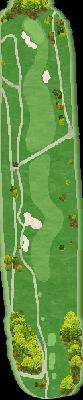 クイーンコースIN Hole16