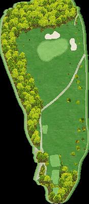 金剛コース Hole02