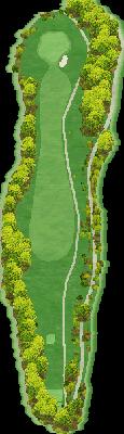 南コース Hole02
