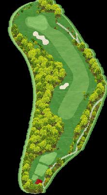 中コース Hole14