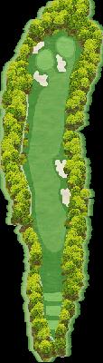 レッドコース Hole02